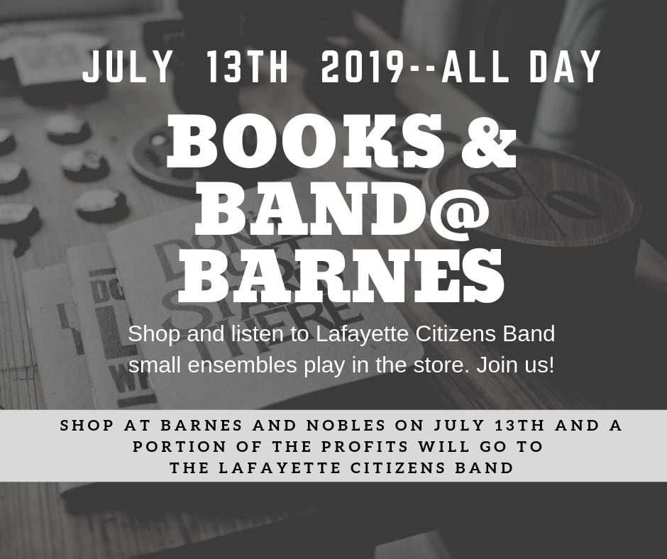 Books and Band