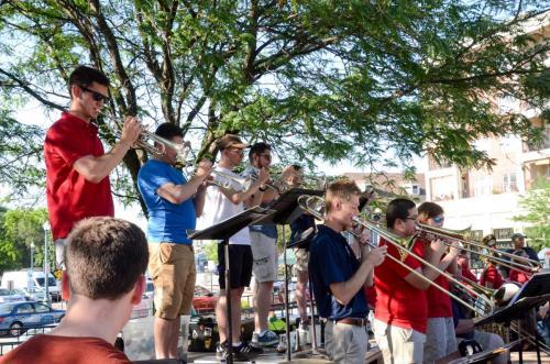 The Purdue Summer Jazz Band