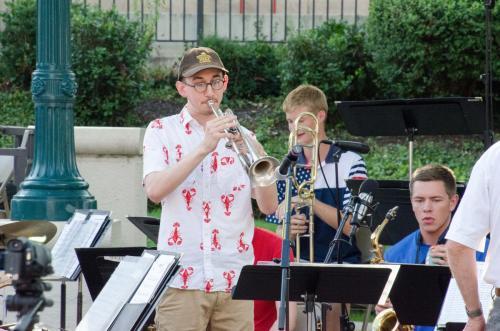 Purdue Summer Jazz Band