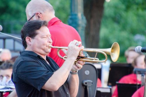 "Patrick Hession solos on ""MacArthur Park"""