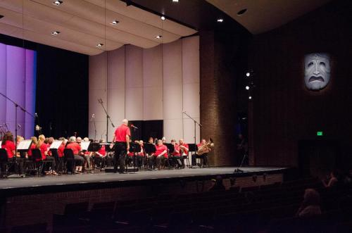 LCB takes the stage at Lafayette Jefferson High School
